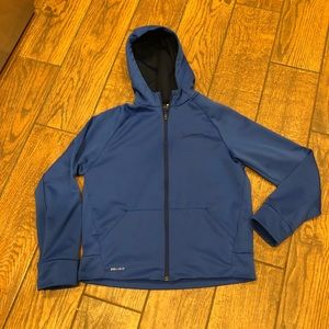 Boys Nike Sri fit full zip hoodie GUC L